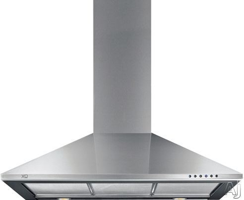 Xo Xob30smua Wall Mount Chimney Range Hood With 395 Cfm Internal Blower 3 Speed Control Halogen Lights Make Up Air Compliant And Optional Recirculating 30 Range Hood Halogen Lighting Chimney Range Hood