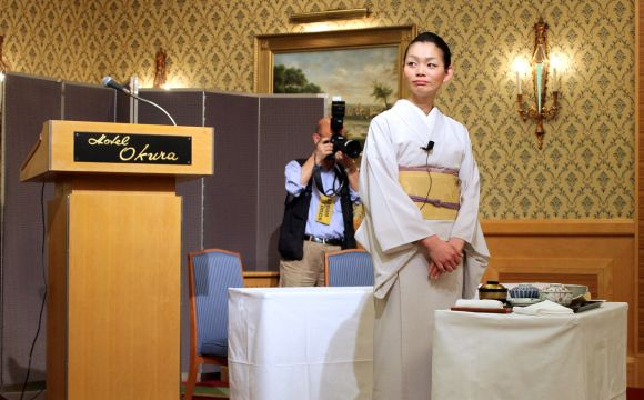 Miss Manners: A pro gives us pointers on Japanese dining decorum