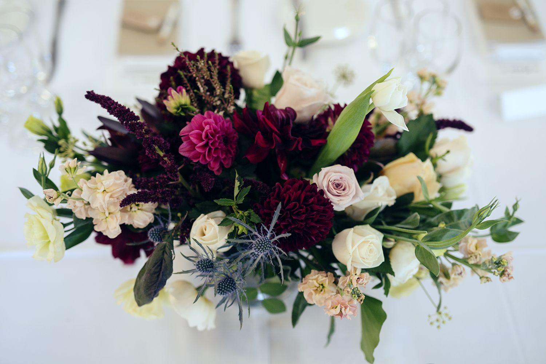 Wedding flowers, table centrepiece, Melbourne Florist | ABBOTSFORD ...