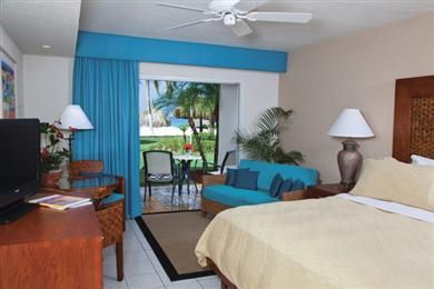 Sample Oceanfront Lanai Room At Divi Aruba Lanai Room