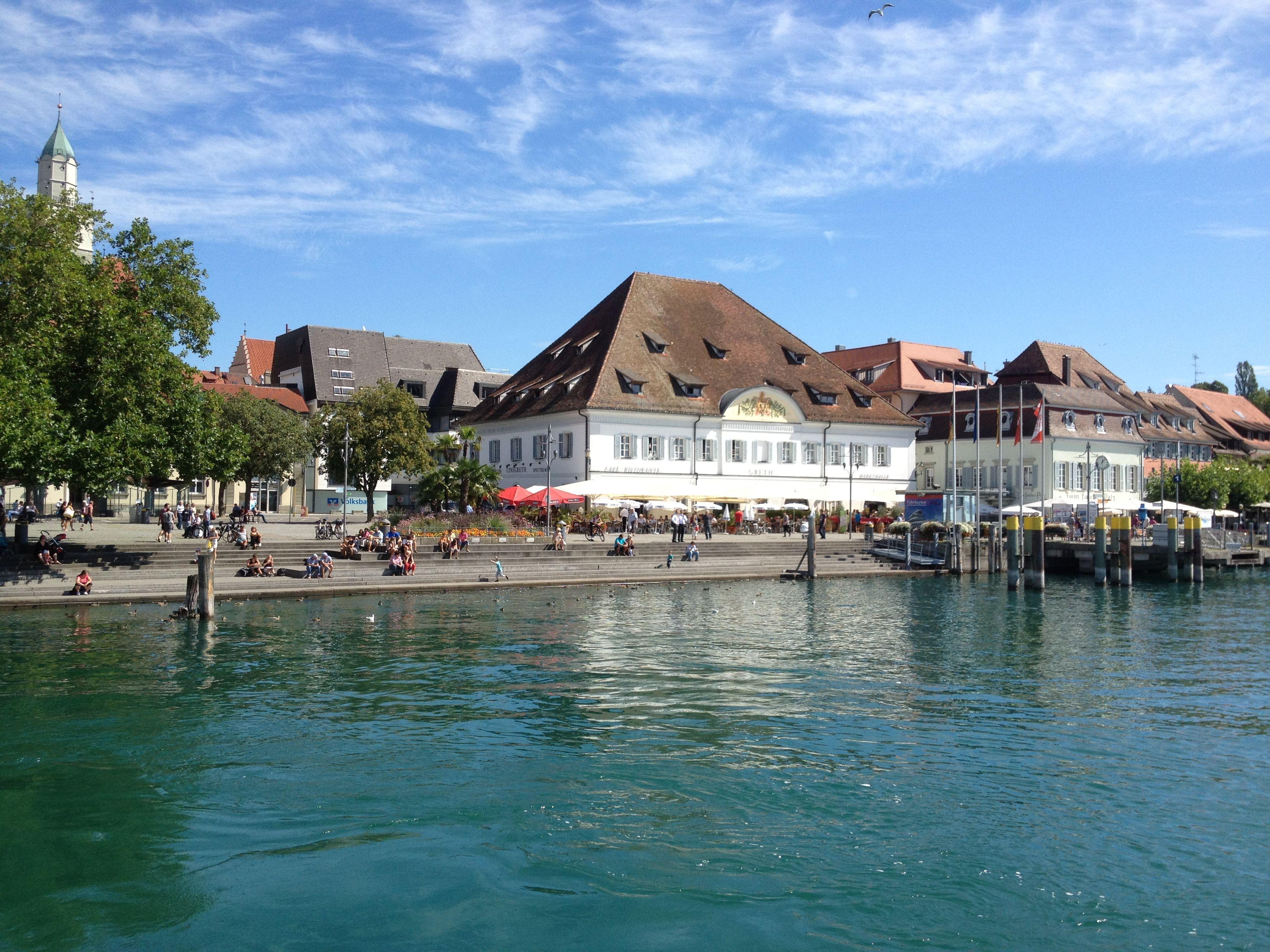 Bodensee - Konstanz im Sommer
