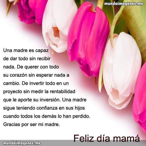 Imagenes Bellas Con Mensajes Para Mi Mama Jpg 500 500