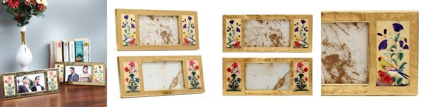 Sas Designs Photo Frames (Set Of 2 Pieces)