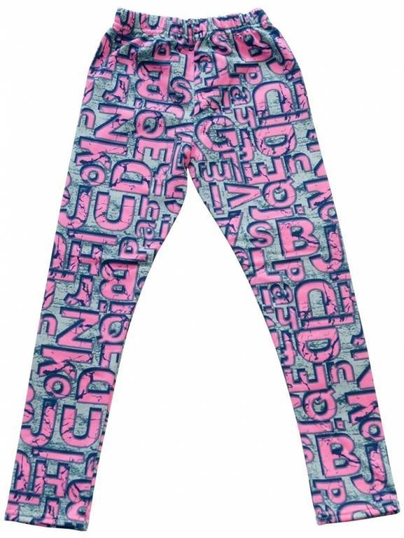 Legginsy Getry Ocieplane Litery Serduszka 104 Pl 5780902907 Oficjalne Archiwum Allegro Fashion Pajama Pants Harem Pants
