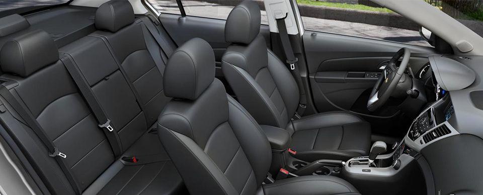 interior review lt chevrolet manufacturer chevy autoguide cruze com news