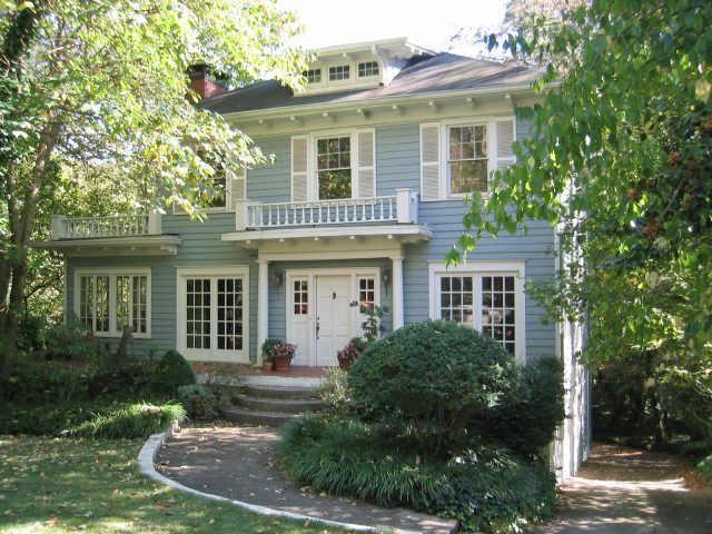 1930 Dutch Colonial Historic Home In Druid Hills Atlanta Georgia