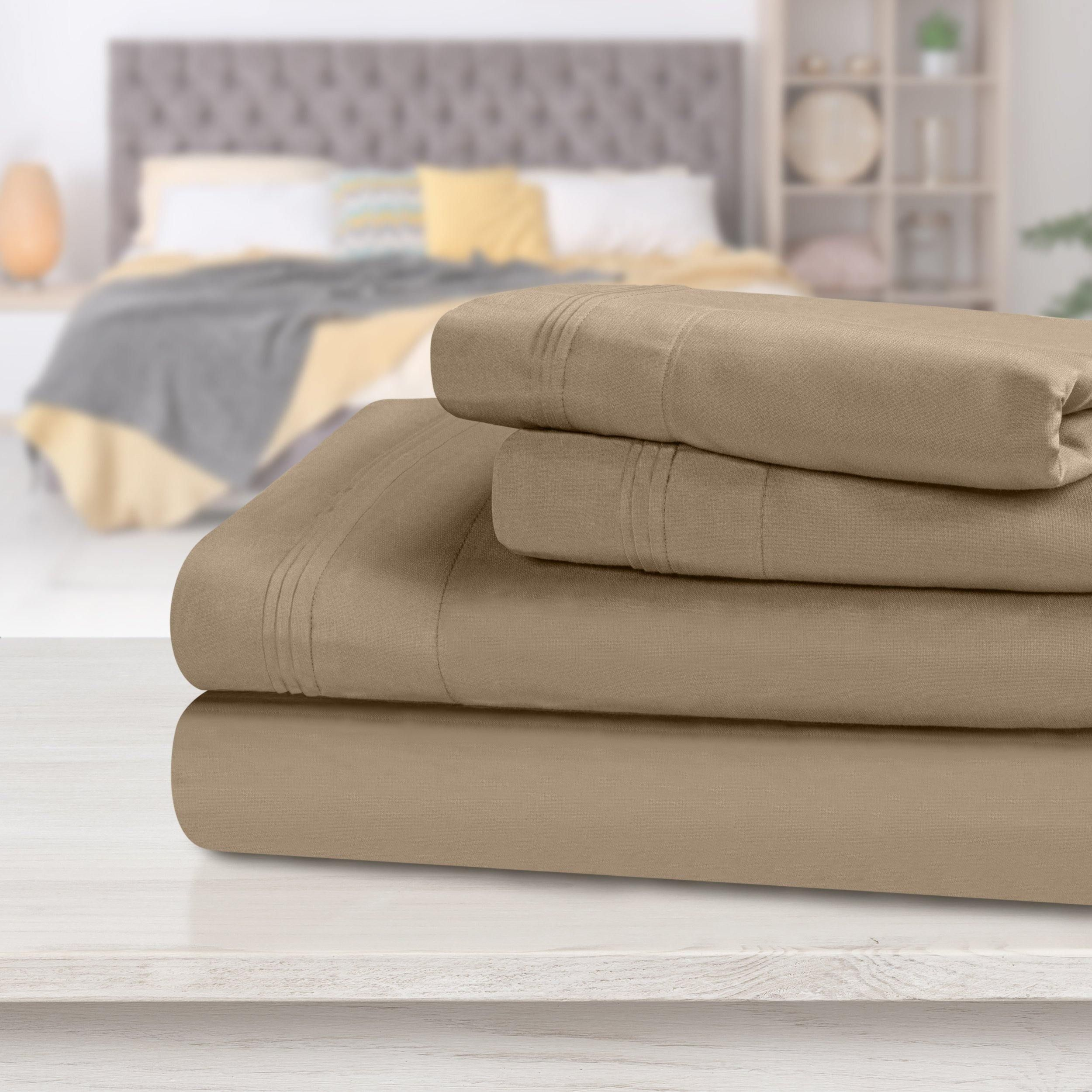 1000 Thread Count 100 Egyptian Cotton Solid Sheet Set In 2021 Egyptian Cotton Sheets Deep Pocket Sheets Cotton Sheet Sets 1000 thread count egyptian cotton