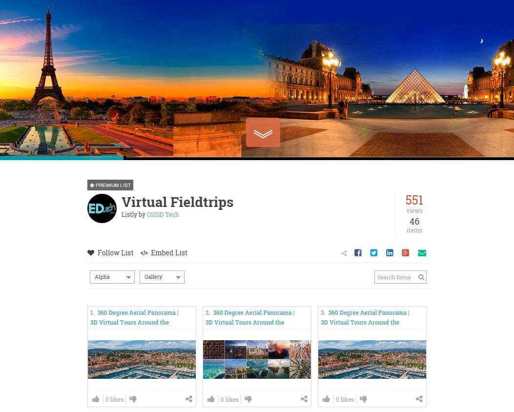 Texas Virtual Tours