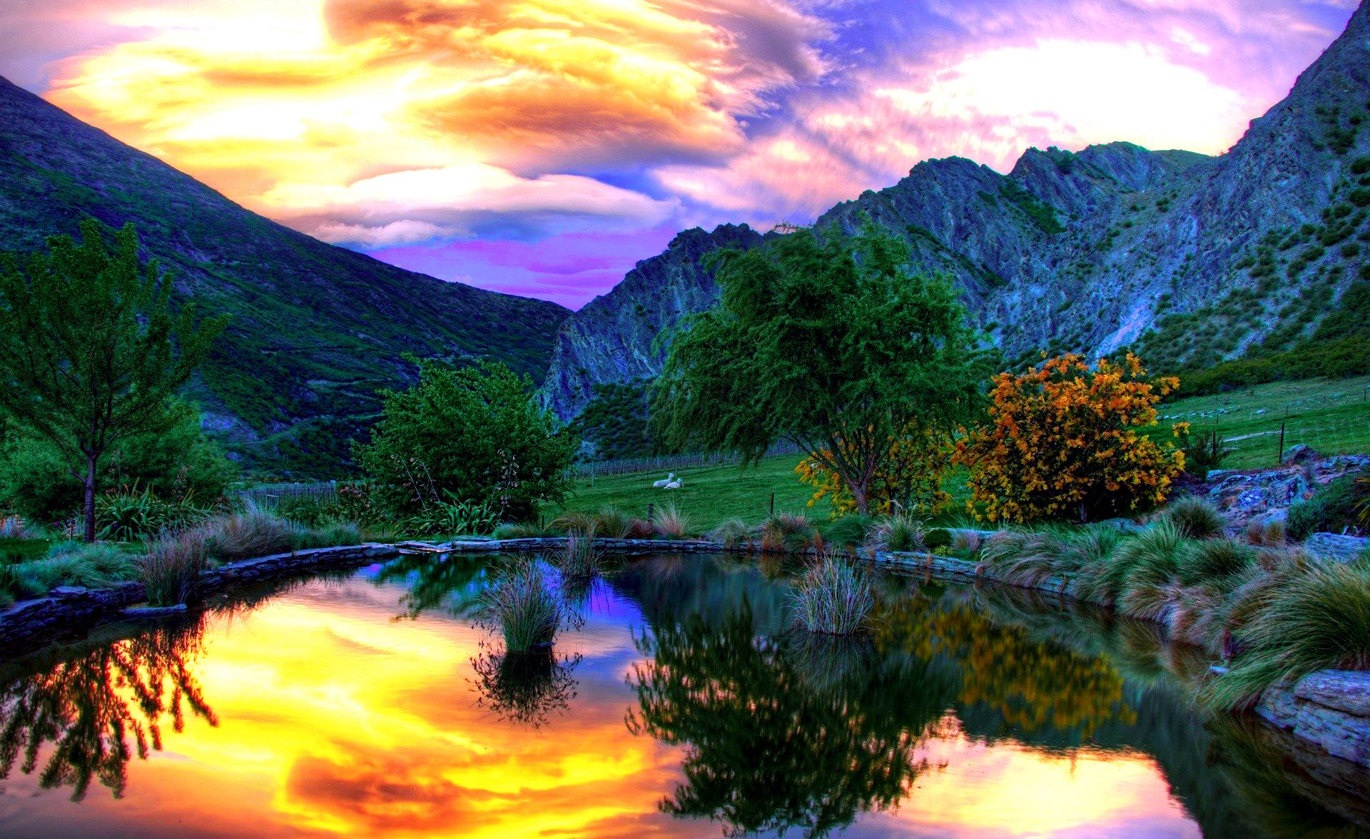 Hd Peaceful Mountain Wallpaper Download Free 74265 Beautiful Places Nature Places