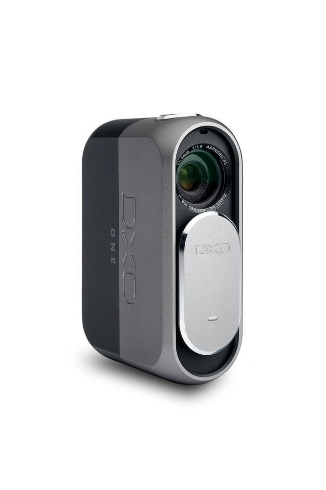 DXO One 20 2MP Digital Connected Camera for iPhone and iPad   eBay