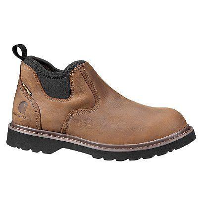"5045678740b Carhartt: Women's 4"" Romeo Waterproof Boots, Medium Width- Durable ..."