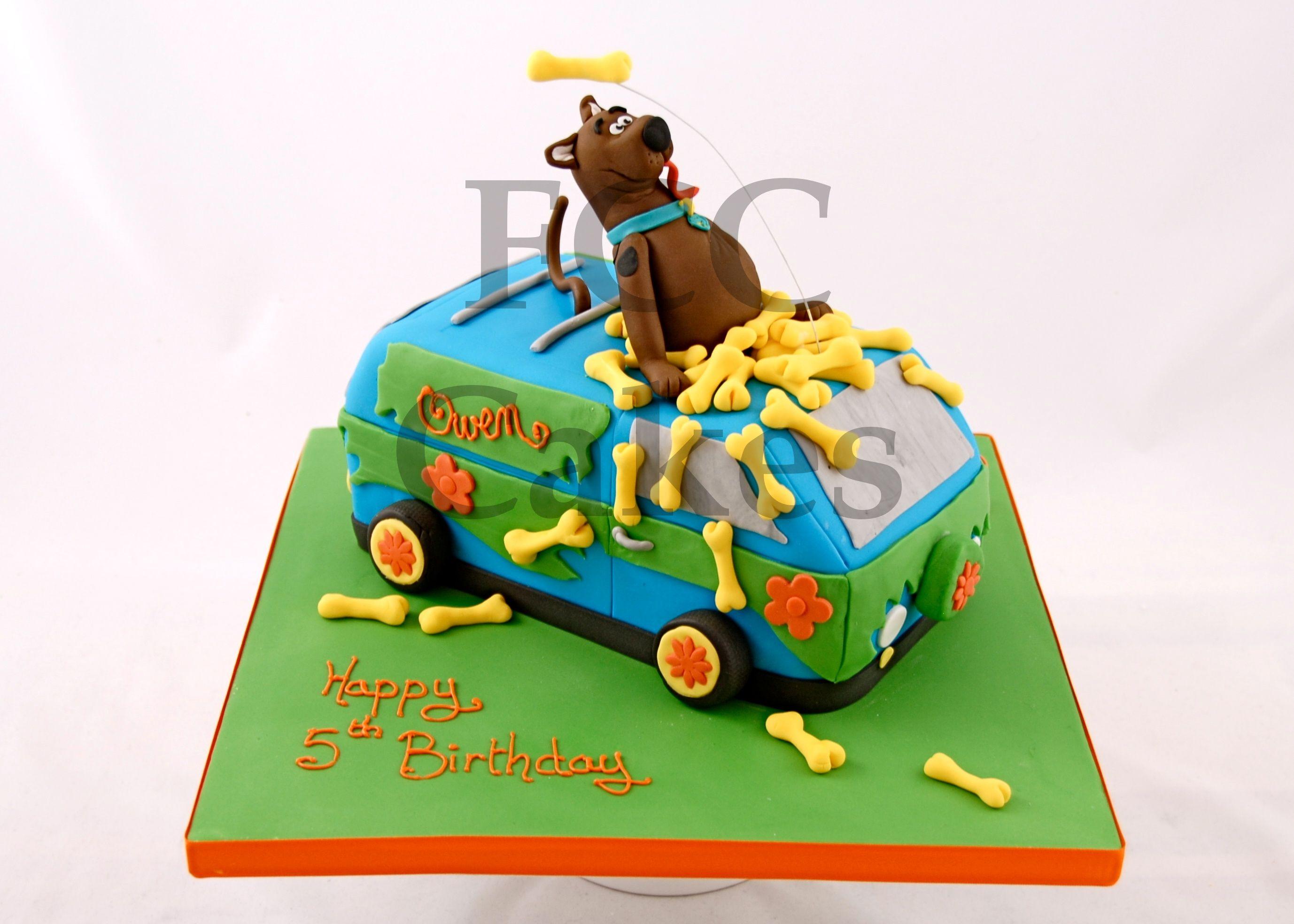 cake for boys scoubidou gateau d 39 anniversaire pour enfants garcon scoubidou verjaardagstaart. Black Bedroom Furniture Sets. Home Design Ideas
