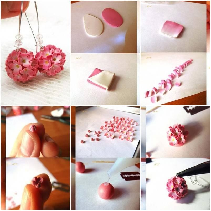 How to make delicate flower earrings step by step diy tutorial how to make delicate flower earrings step by step diy tutorial instructions how to solutioingenieria Image collections
