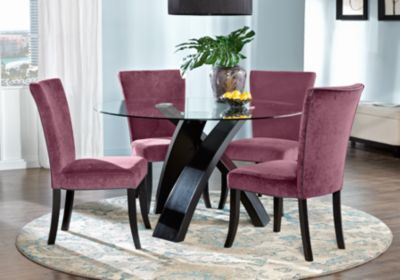 Shop For Affordable Round Dining Room Sets At Rooms To Go Glamorous Dining Room Sets Online Decorating Inspiration