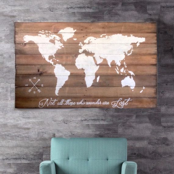 Wood world map wall art large wall art map reclaimed wood wood wood world map wall art large wall art map reclaimed wood wood wall art wood signs riversidestudio rustic pallet wood furniture gumiabroncs Choice Image