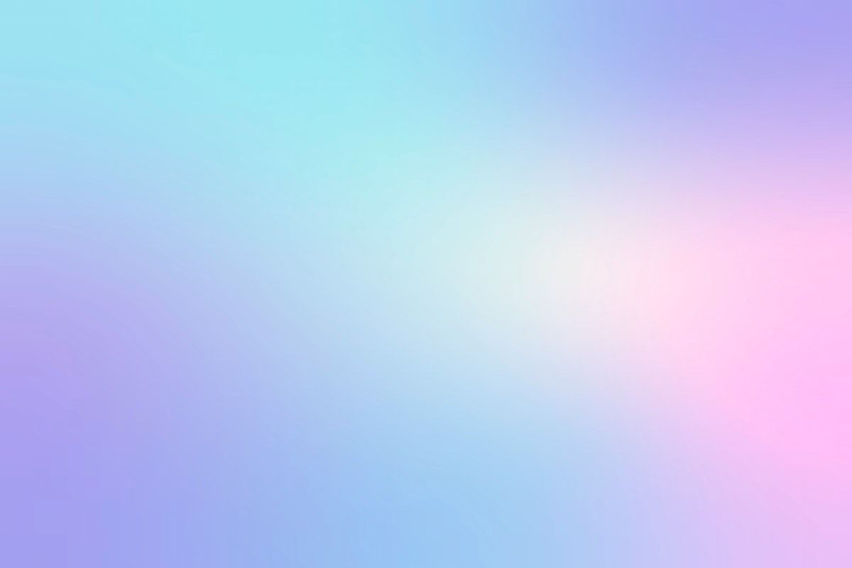 Download Premium Vector Of Colorful Holographic Gradient Background Design  | Pastel Background, Background Design, Aesthetic Backgrounds
