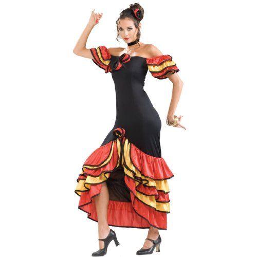 Spanish Lady Adult Costume,red,size:standard Forum Novelties Inc.,http://www.amazon.com/dp/B0018B2R1A/ref=cm_sw_r_pi_dp_M6F7sb0YHFB2H93V