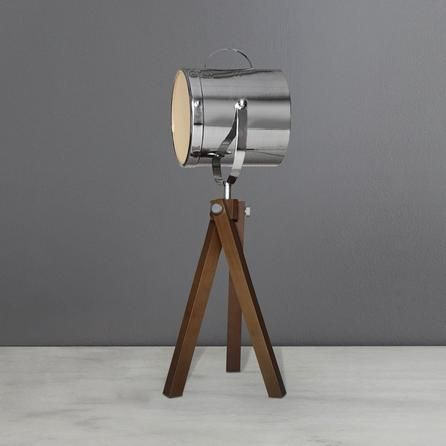 Carlton Camera Tripod Table Lamp Tripod Table Lamp