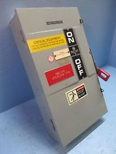 Ge General Electric Thn3364 Non Fusible 200 Amp 600 Vac Heavy Duty Safety Switch See More Pictures Details At Http Safety Switch General Electric Electricity