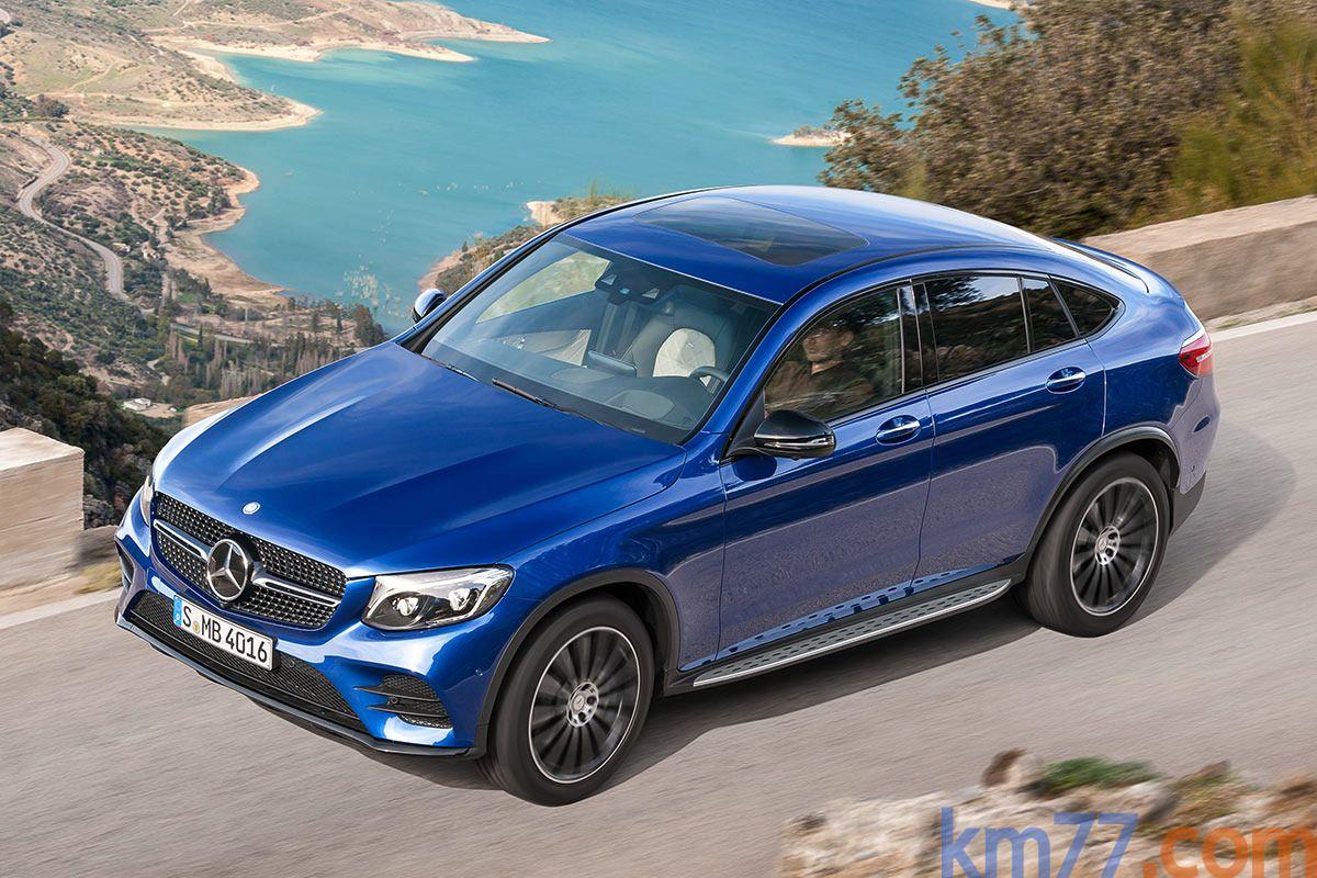 Mercedes glc coup 2016