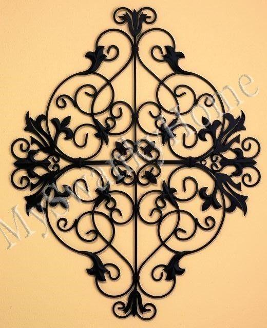 Ornate Black 44\