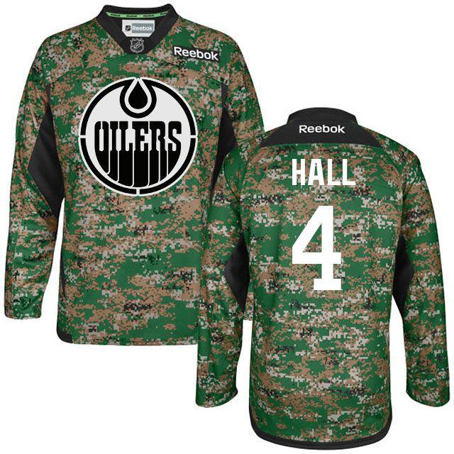 ... oilers 4 taylor hall veterans day digital camo jersey Edmonton ... 976d91926