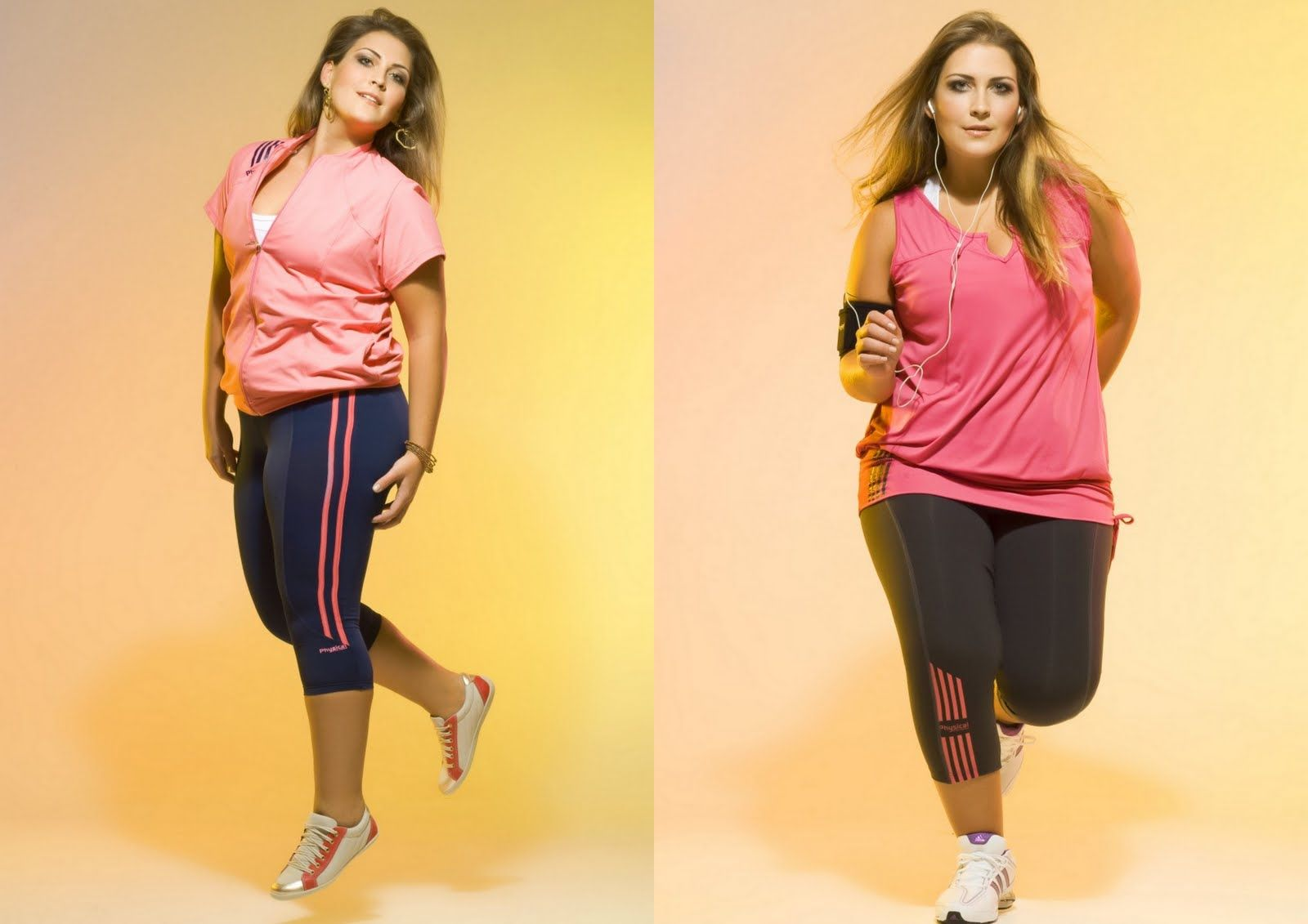 0a541a5b41f4 Onde encontrar moda fitness plus size   Plus size stylish clothes ...