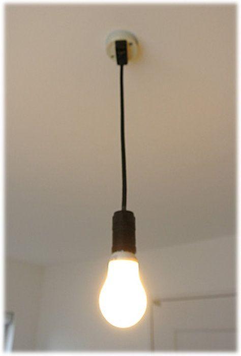 1灯式口金e26シンプルソケット天井照明 照明 天井照明 シーリング