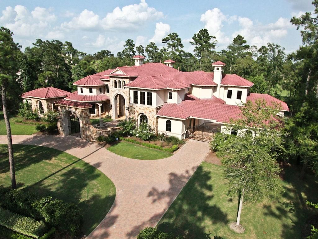 Village of Sterling Ridge - Conroe School District - 18 Damask Rose Way,  The Woodlands · Luxury Real Estate ...