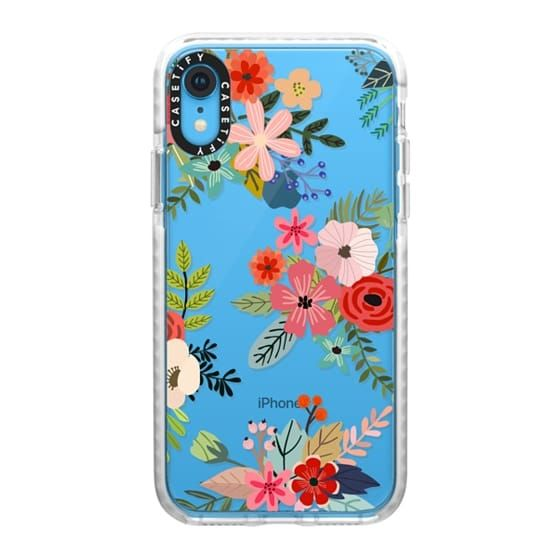 iPhone 7 Case Floral Collage by Hazel in 2020 Tumblr