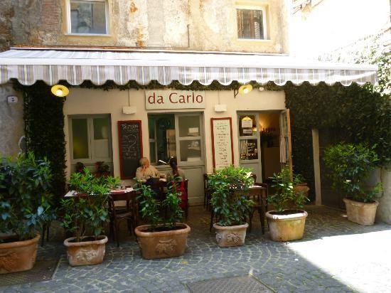 Trattoria da Carlo (Orvieto, Italy) A must. Favorite
