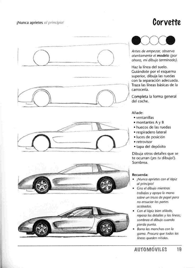 Como Dibujar Autos Paso A Paso Taringa Dibujar Autos