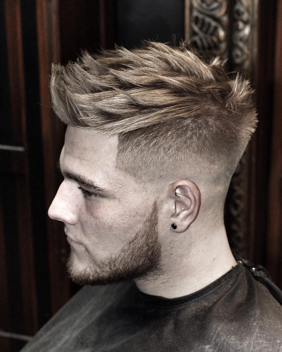 Mens cool haircuts    in   menus hair  pinterest  hair styles hair and