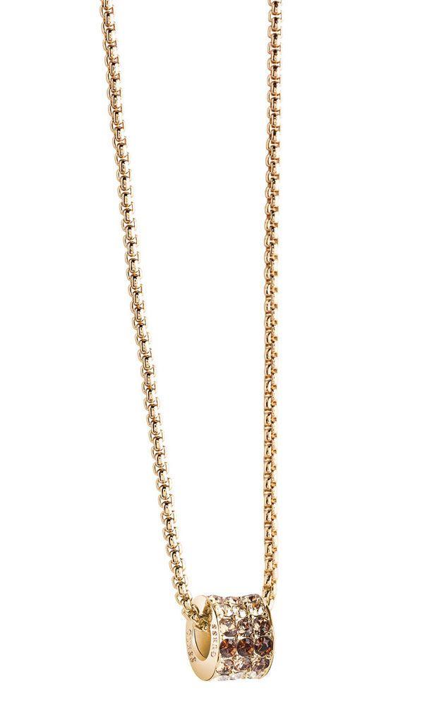 d816ee19e2b9 Collar Guess metal mujer UBN71555