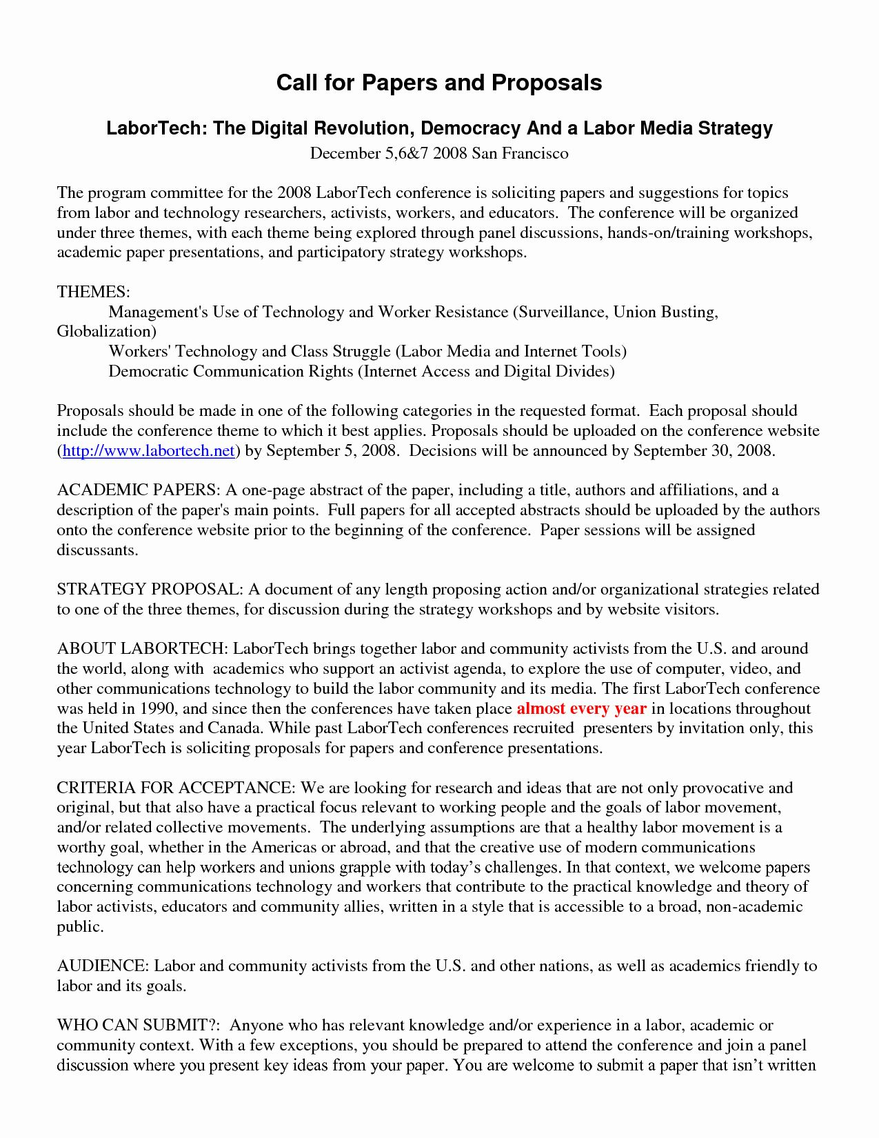 20 One Page Proposal Template Doc In 2020 Proposal