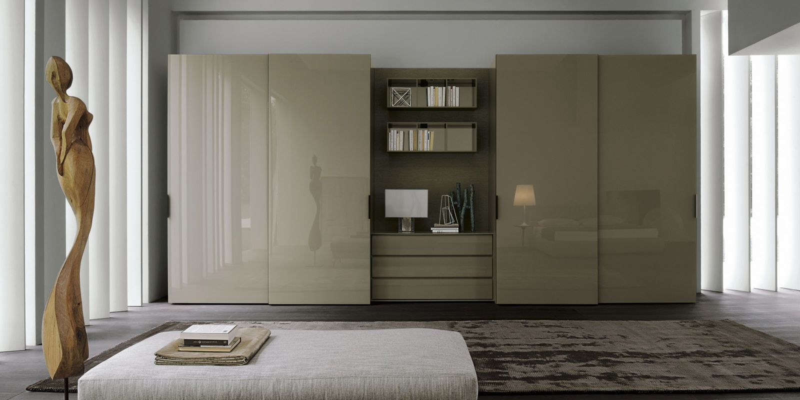Armadi wardrobe by Sangiacomo | spaces of interest | Pinterest ...