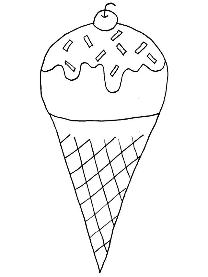 Ice Cream Shop Coloring Pages Delicious Ice Cream Is Very Popular In Summer But Also In Wi In 2020 Ice Cream Coloring Pages Food Coloring Pages Summer Coloring Pages