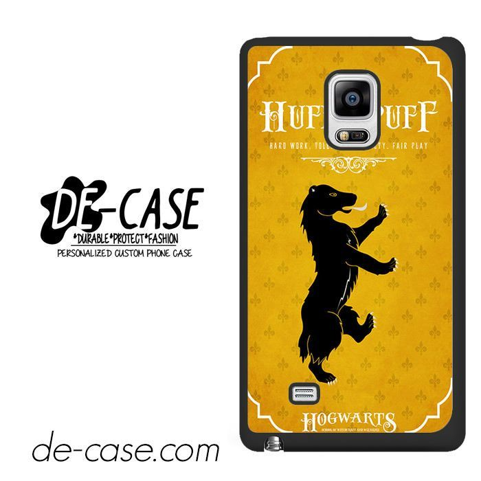 Hogwarts Hufflepuff DEAL-5305 Samsung Phonecase Cover For Samsung Galaxy Note Edge