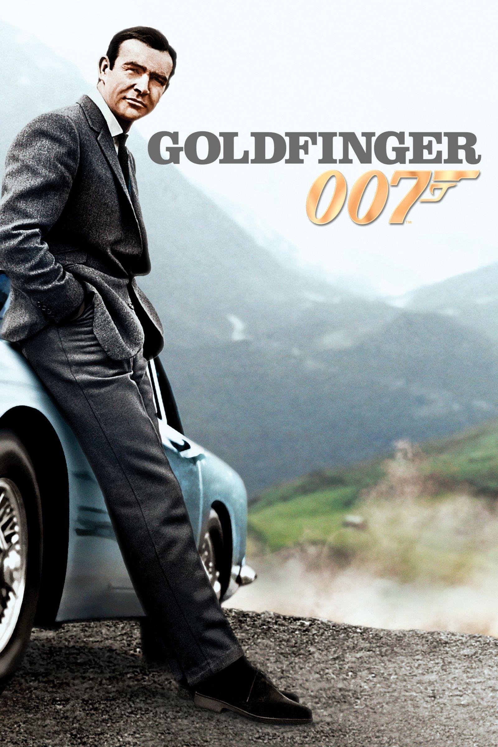 James Bond Goldfinger Stream