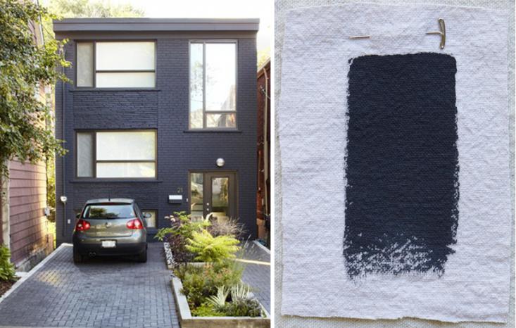Black Magic Architects 8 Top Paint Picks Exterior House Colors