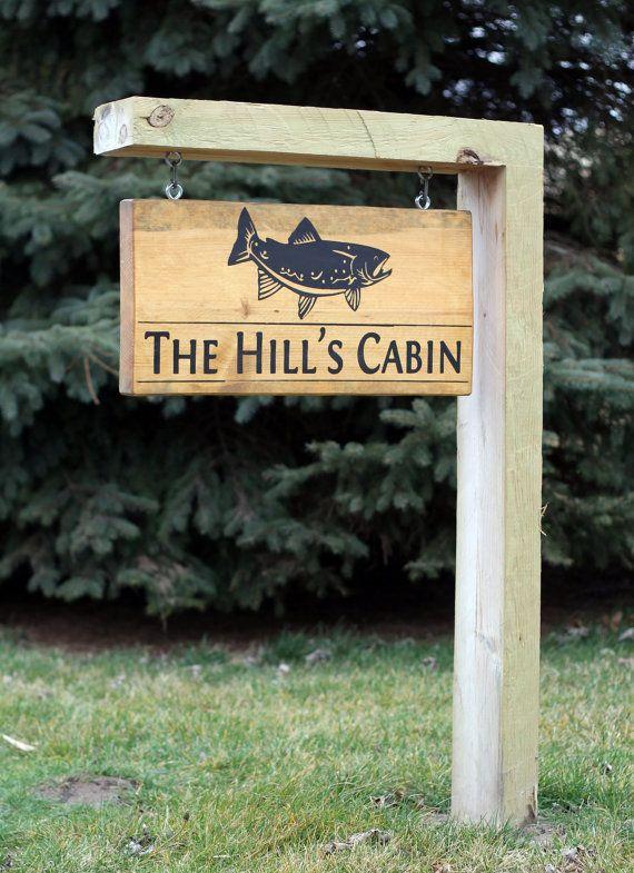 Lake House Decor Lakehouse Sign Lake Life Decoration Personalized