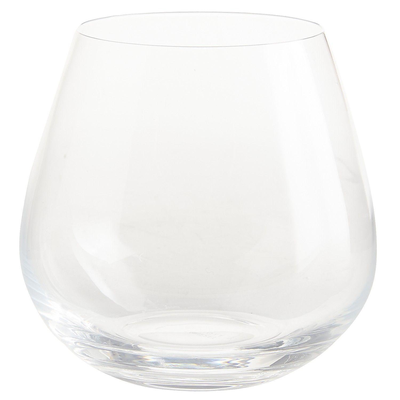Fenix Stemless Red Wine Glass