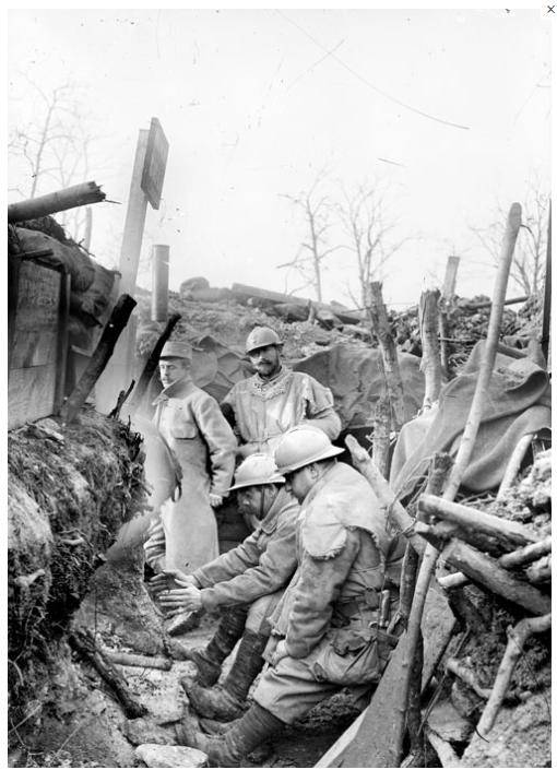 Ww1 1916 The Battle Of Verdun Premiere Guerre Mondiale Guerre Mondiale Guerre
