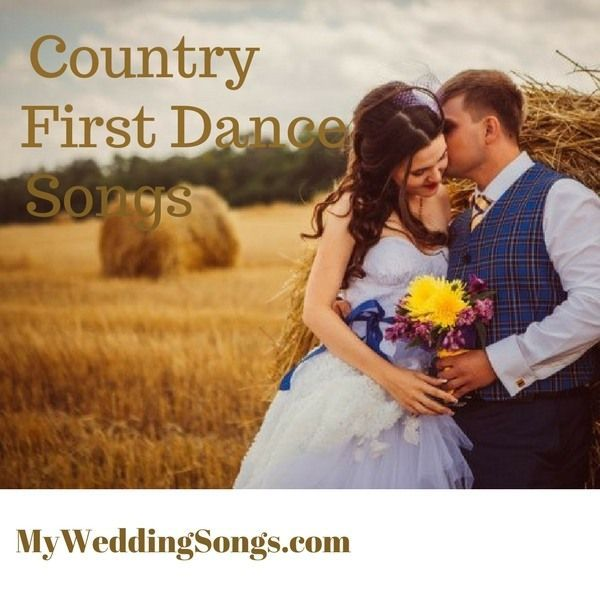Best Country First Dance Songs To Tip Your Cowboy Hat To Perfect