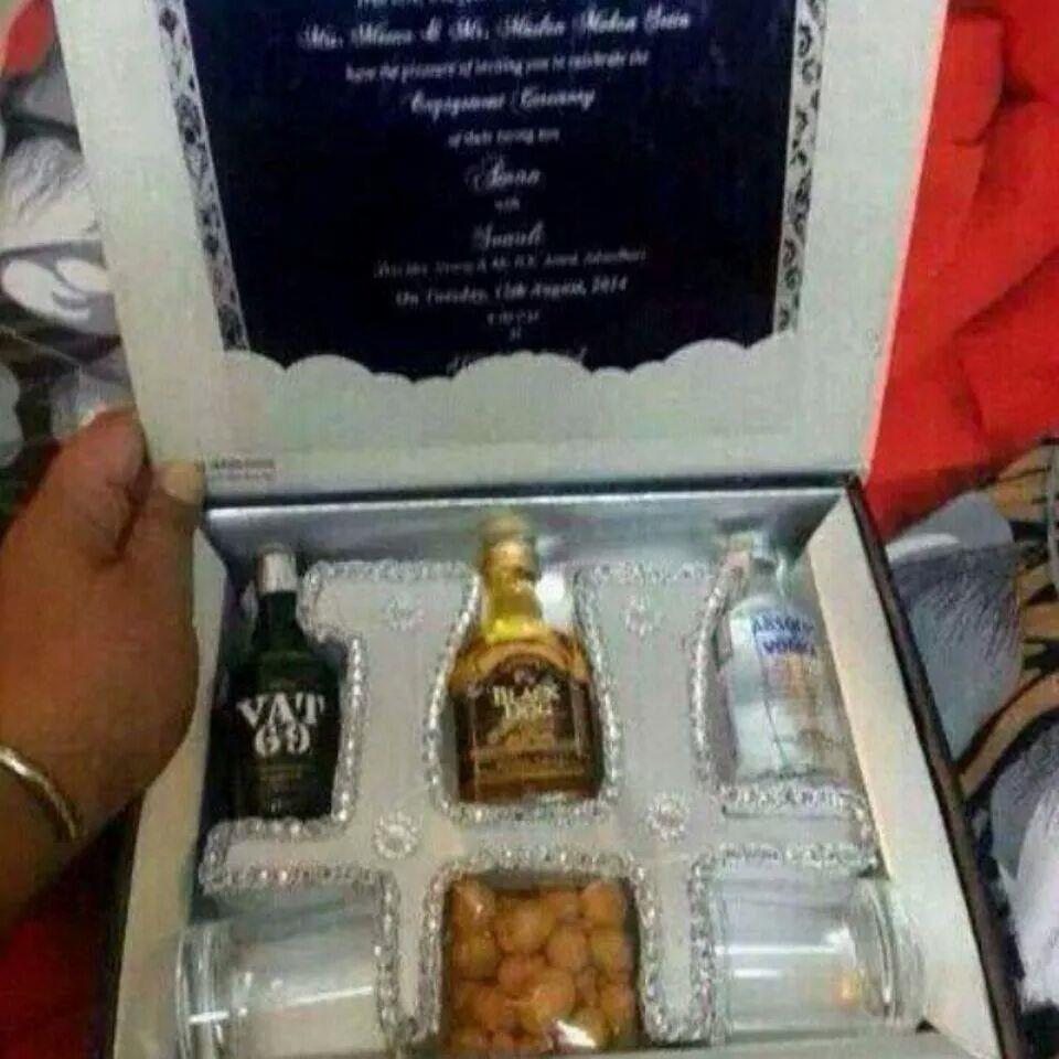 Perfect Wedding Card for Punjabi...Shaadi