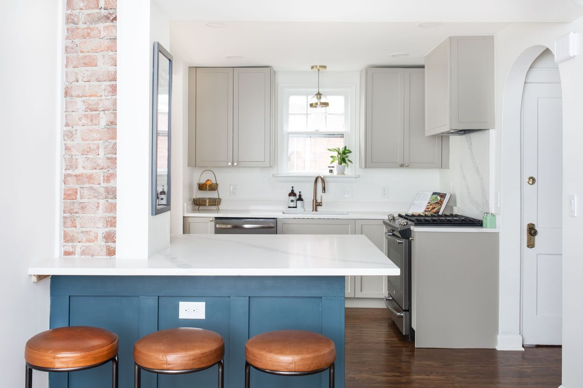 The Biggest Kitchen Cabinet Trends of the Year, According ...
