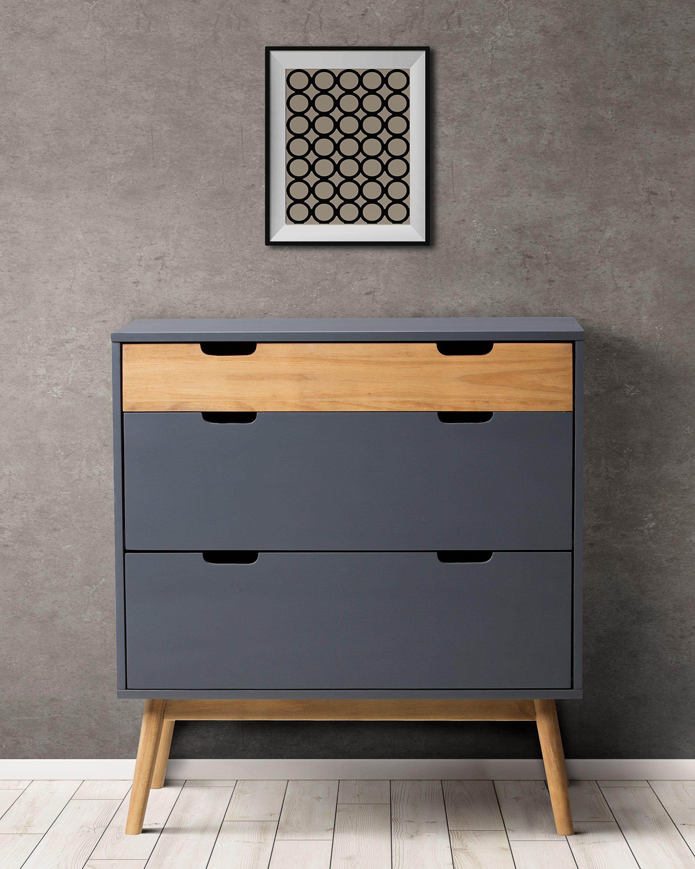 Optez Pour La Commode Maela En Bois Cire Pour Completer L Interieur De Votre Maison Muebles Para Tienda Muebles Para Casa Melamine Muebles