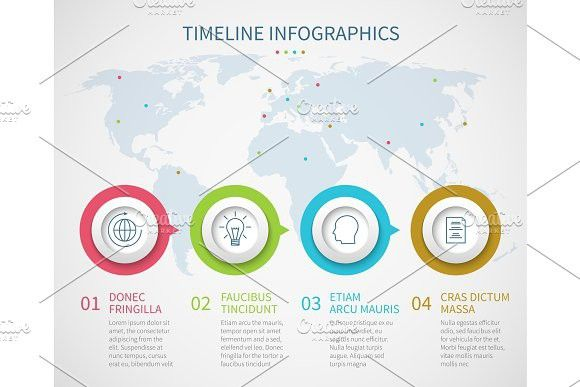 Business chart timeline with process steps vector progress flow business chart timeline with process steps vector progress flow diagram infographics template project ccuart Image collections