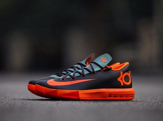977f3858002 Nike KD 6 - Black - Orange - Red - SneakerNews.com
