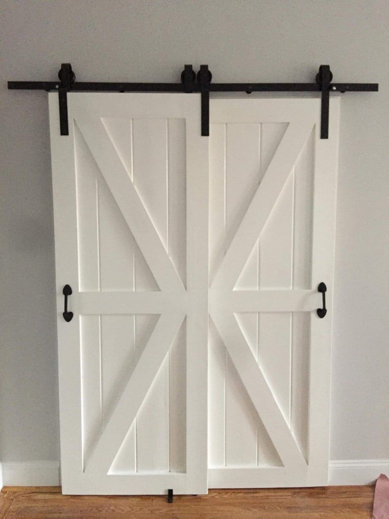 Barn Door British Brace Style Etsy In 2020 Interior Barn Doors Barn Door Closet Diy Barn Door